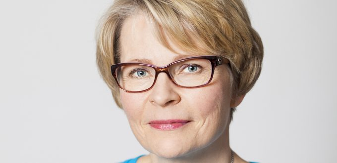 Kehittämispäällikkö Kaisa Härmälä, Marttaliitto. Kuva: Raisa Kyllikki Ranta