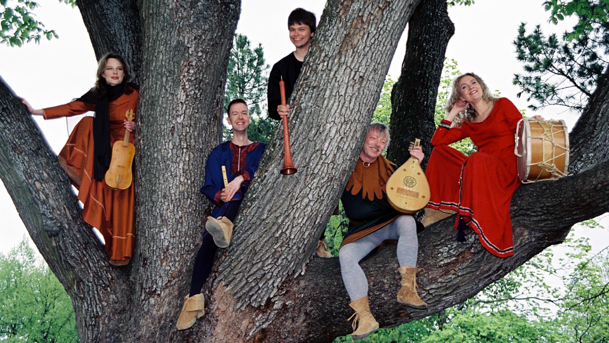 Ensemble Oliphant. Kuva: Saara Pelkonen